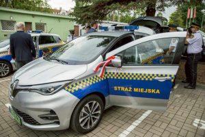 Samochody elektryczne dla ekopatrolu