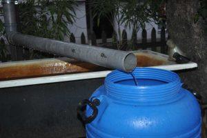 Systemy gromadzenia wody opadowej
