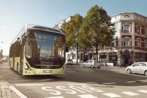 10 elektrycznych autobusów miejskich