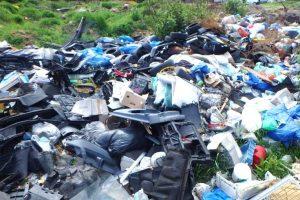 Kontrola odbierających odpady