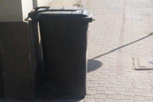Inwentaryzacja pojemników na odpady