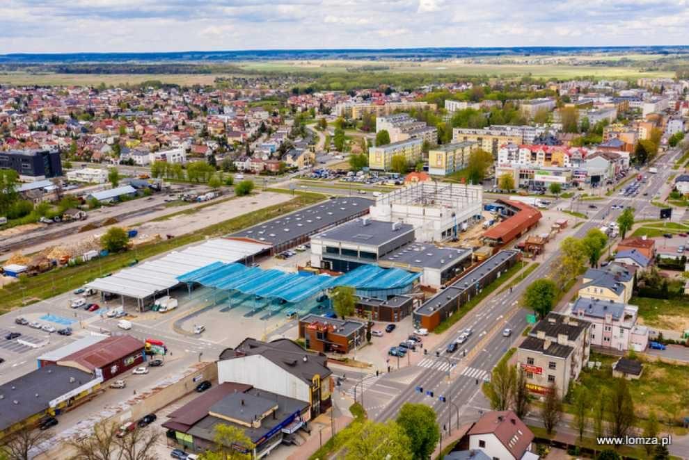 Zrównoważona mobilność miejska w Łomży
