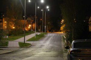 Modernizacja oświetlenia w Gdańsku
