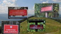 System tworzenia i powiększania parków narodowych