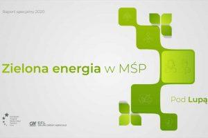 Zielona energia w MŚP