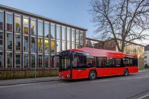 15 autobusów elektrycznych