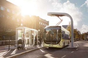 17 autobusów elektrycznych