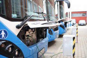 Autobusy hybrydowe dla Ełku