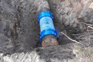 Monitoring sieci wodociągowej