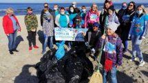 Problem zaśmiecania odpadami mórz