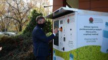 Automat do odzysku surowców
