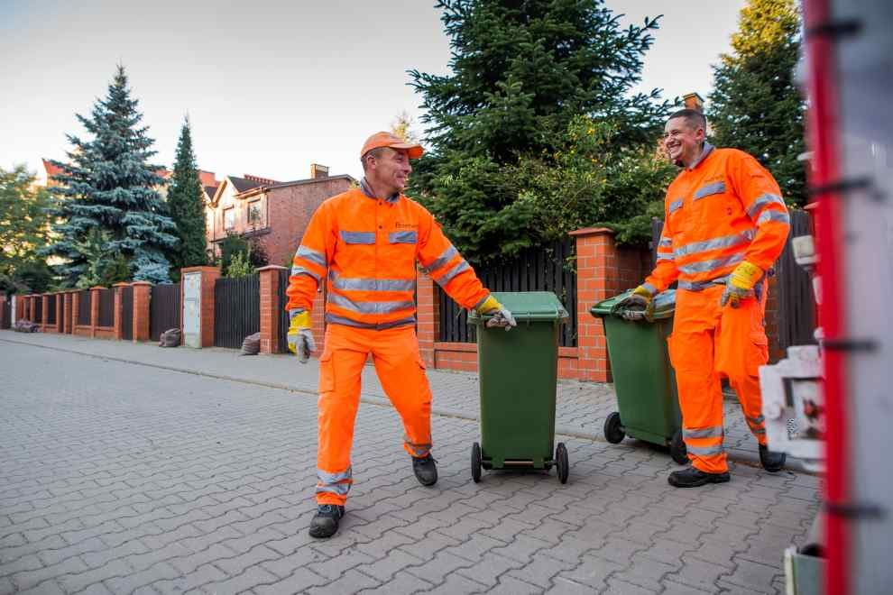 Odbiór, transport i zagospodarowanie odpadów