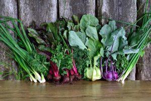 kupuje żywność ekologiczną