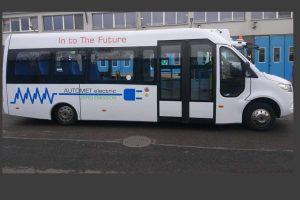 Testy bezemisyjnego autobusu