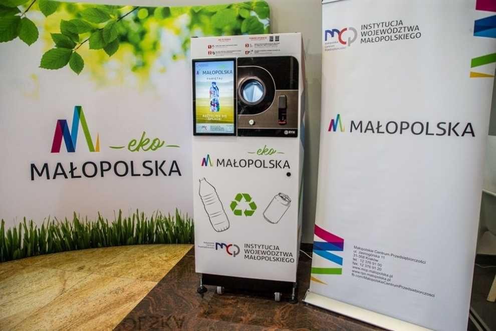Automat do recyklingu