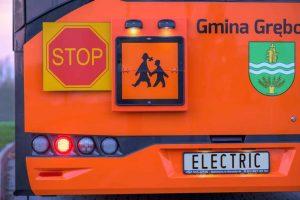 Drugi szkolny autobus elektryczny