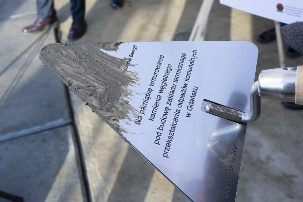 Budowa spalarni odpadów w Gdańsku