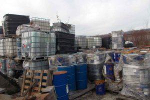 Porzucone odpady niebezpieczne