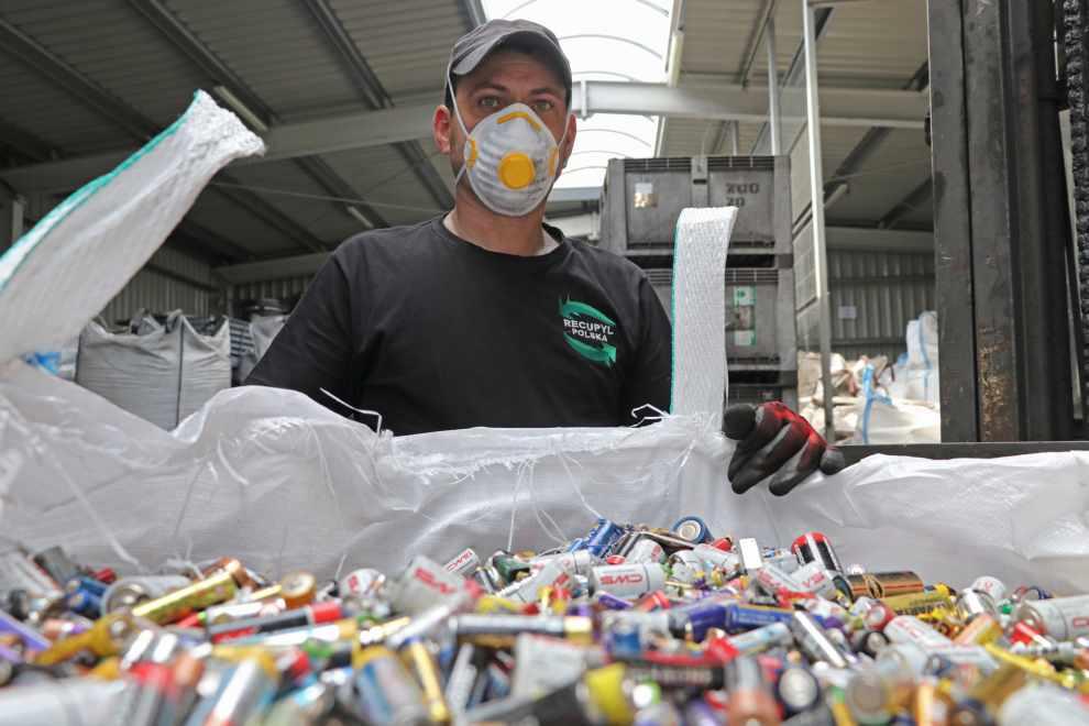 ENERIS Recupyl, jest członkiem w European Battery Recycling Association