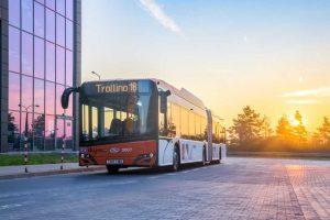 25 trolejbusów dla rumuńskiego miasta