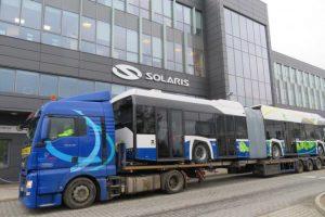 Dostawa autobusów elektrycznych