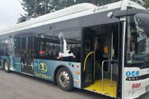 Zakup czterech autobusów