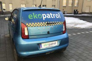 Będą jeździli samochodem elektrycznym