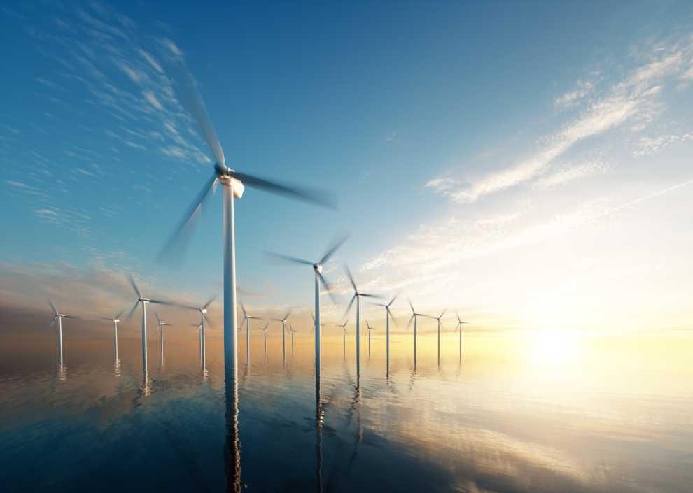 Zbudują morskie farmy wiatrowe