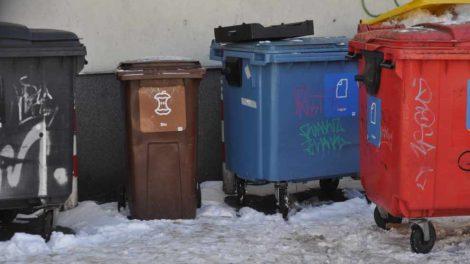 kwestie opłat za gospodarowanie odpadami w stolicy