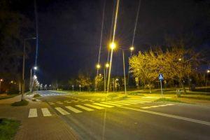 Modernizację miejskiego oświetlenia