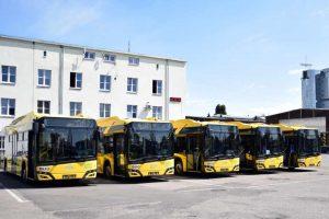 Nowe autobusy elektryczne