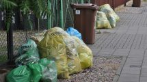 System segregacji śmieci