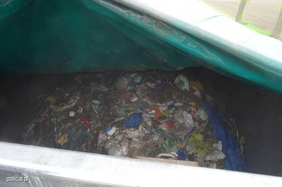 Odpady niezgodne z dokumentacją