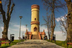 Wieża widokowa w Cedyni