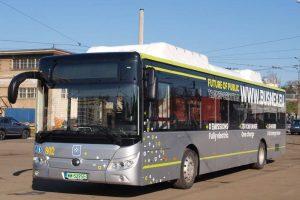 Zeroemisyjny autobus elektryczny