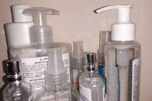 Opłata środowiskowa a środki do dezynfekcji