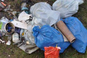 Inicjatywy sprzątania śmieci