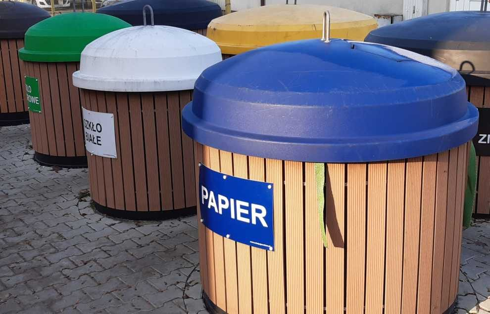"""""""Dotowanie"""" opłat za odbiór śmieci"""