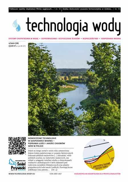 """Nowe wydanie """"Technologii Wody"""""""