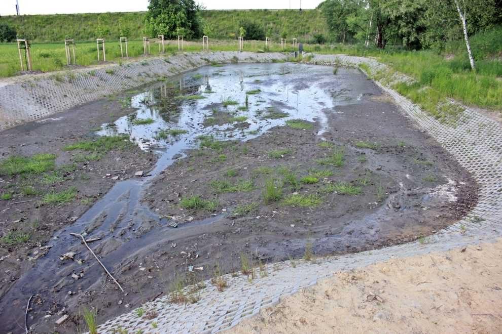 Wykonanie kanalizacji deszczowej