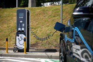 Ładowarki dla aut elektrycznych