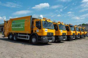 17 nowych proekologicznych śmieciarek