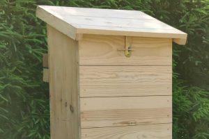 Budki dla pszczół