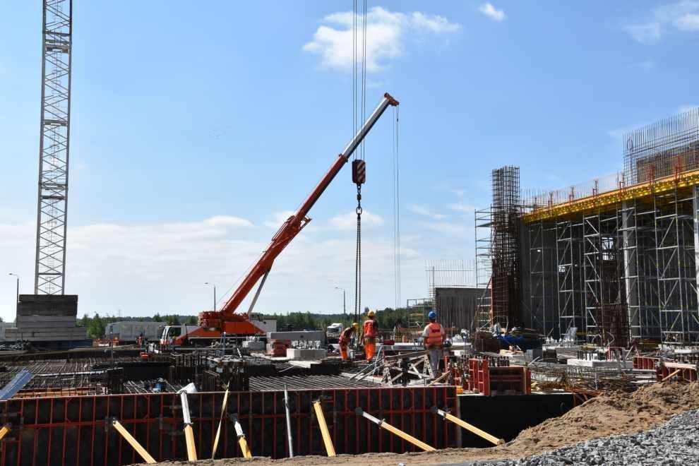 Budowa gdańskiej spalarni