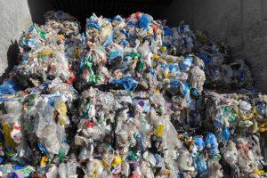Ile odpadów