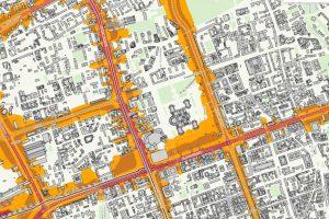 Mapa akustyczna Warszawy
