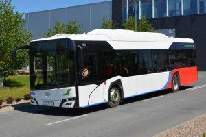 Dostawa sześciu autobusów