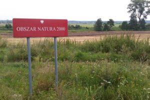 Powierzchnia obszarów Natura 2000