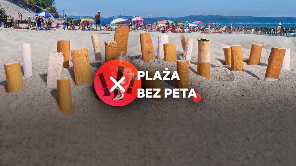 Popielnice na plażę