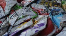 recykling opakowań po żywności